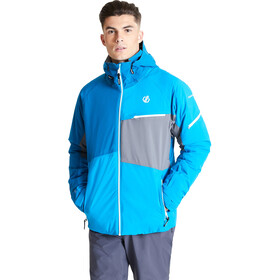 Dare 2b Supercell Veste Homme, methyl blue/petrol blue/aluminium grey
